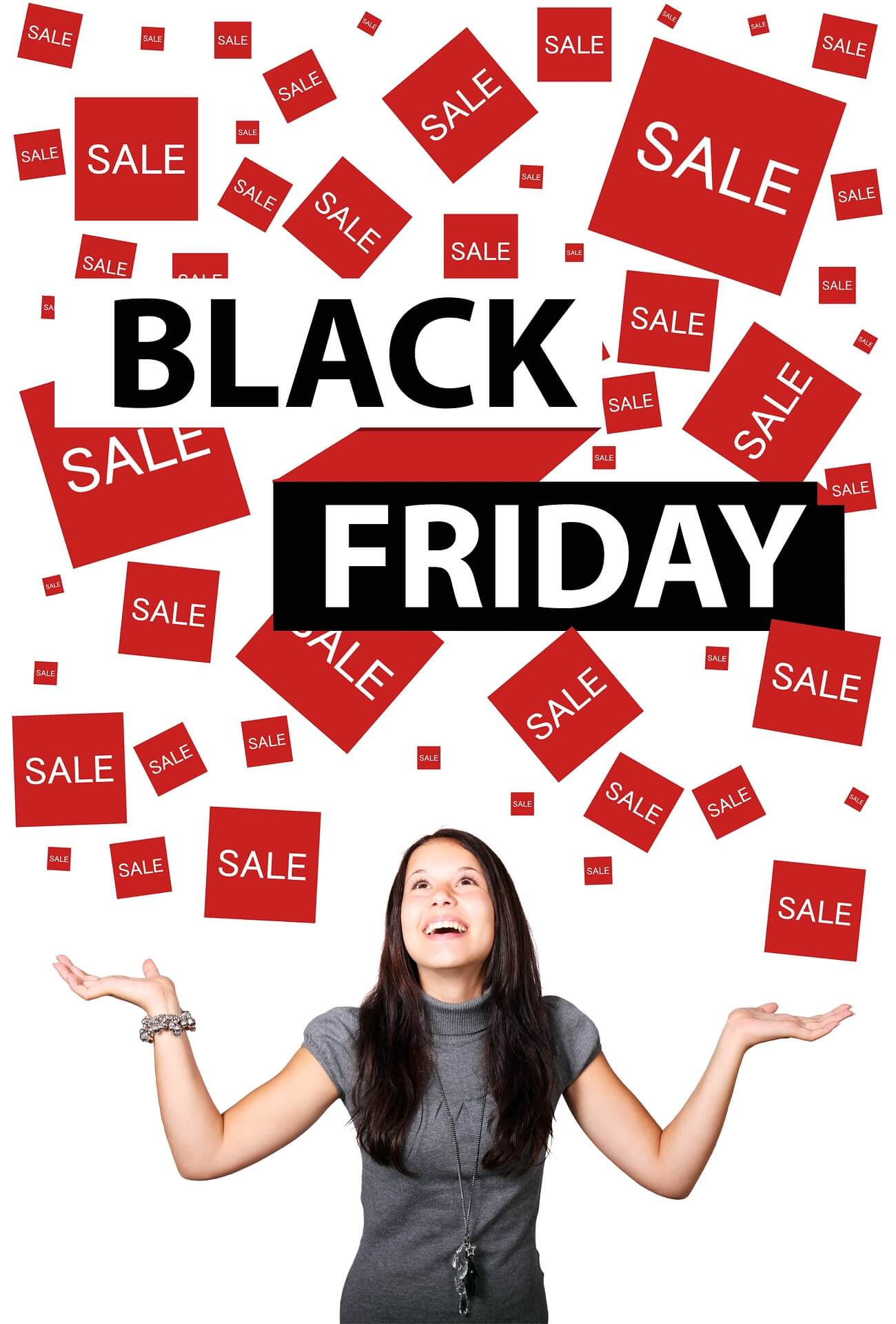 Black Friday on line