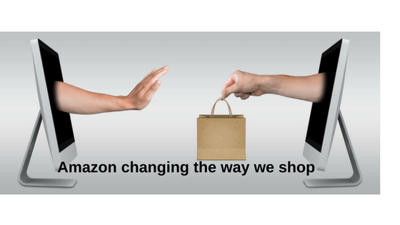 online shopping with Amazon