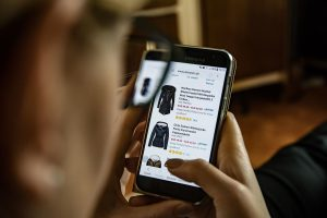 buying online with your mobile phone