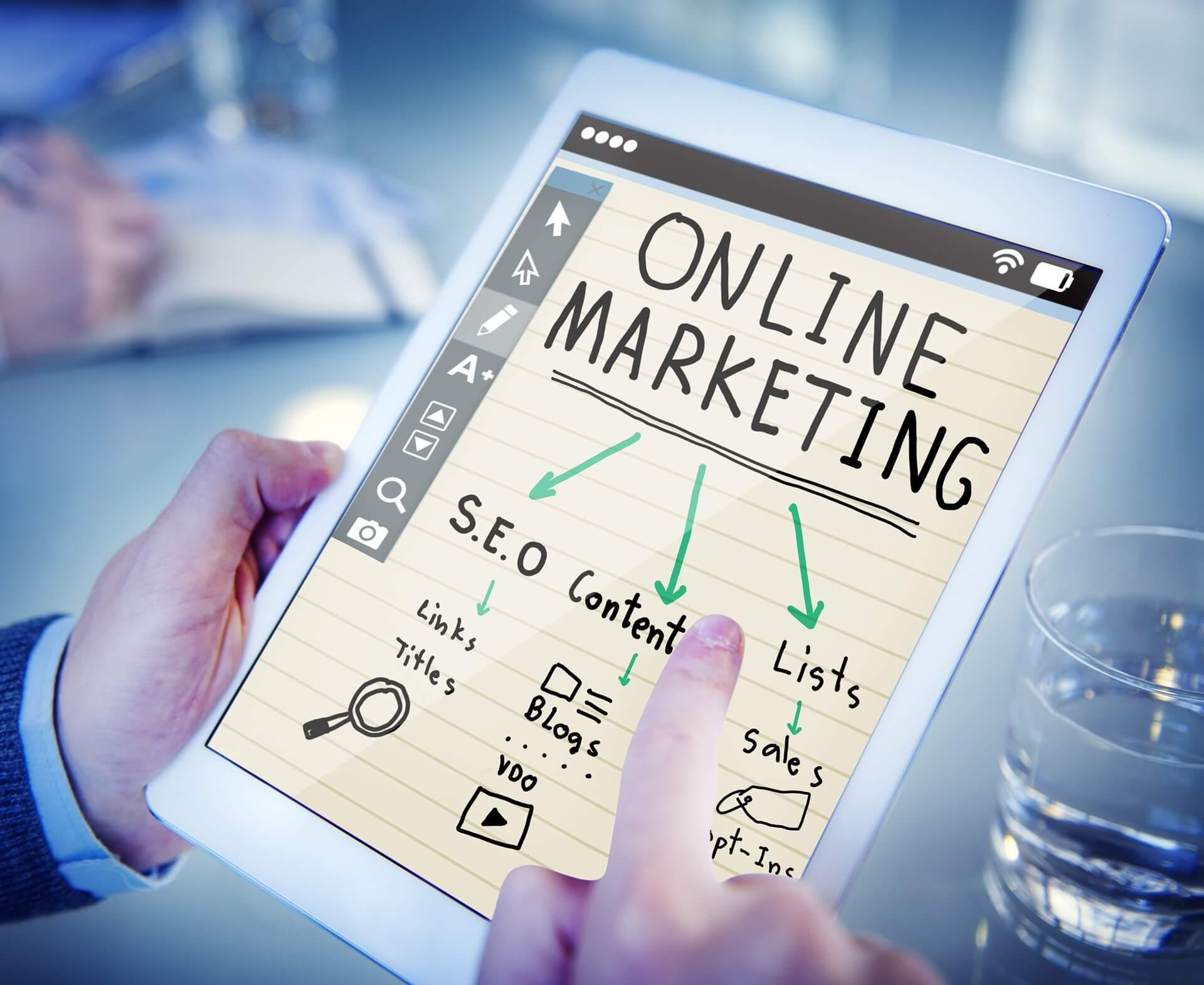 online marketing strategies for beginners