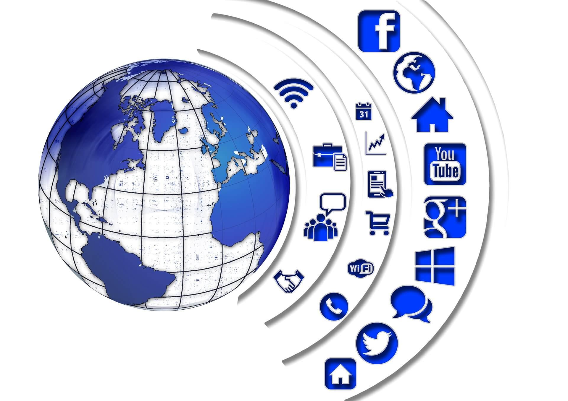 social media news blog