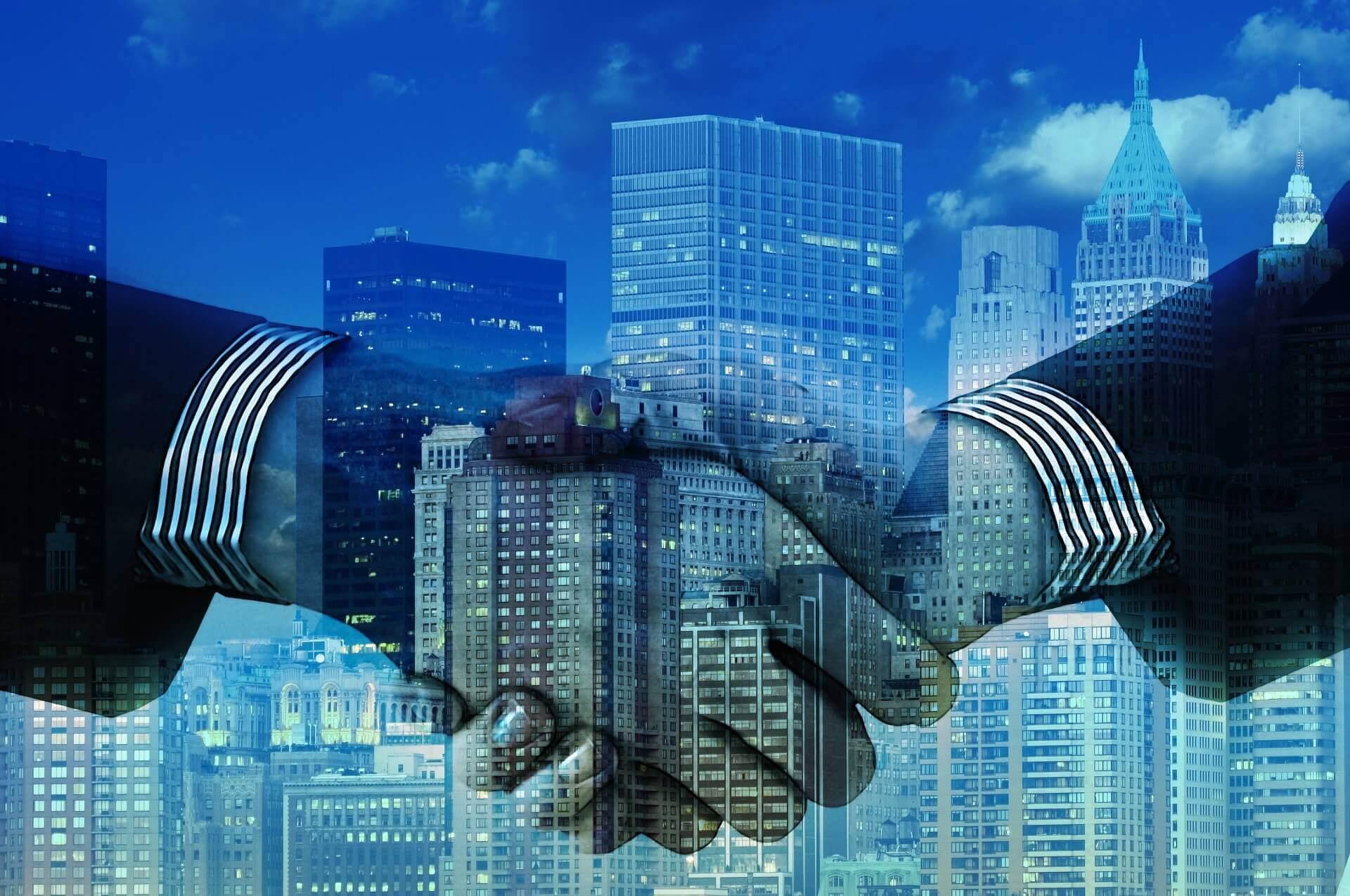 making partnerships in work