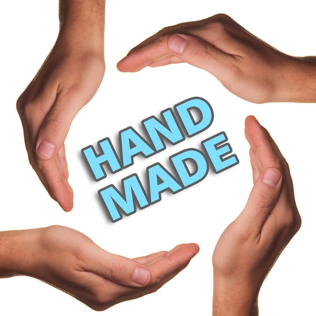 unique hand made products