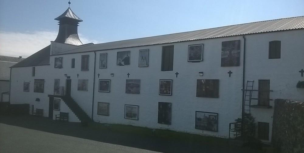 Ardbeg distilliery